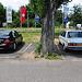 Technik Museum Speyer – Modern and old Mercedes E-class