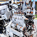 Technik Museum Speyer – Maybach-Mercedes-Benz diesel engine