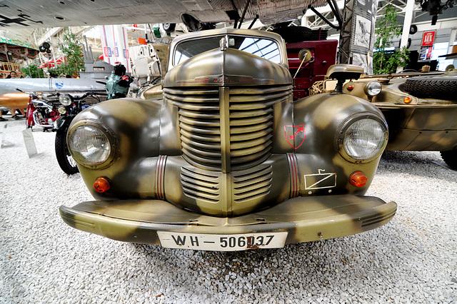 Technik Museum Speyer – 1939 Opel Kapitän