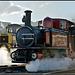 Ffestiniog Railway - Porthmadog station
