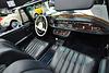 Interclassic & Topmobiel 2011 – Mercedes-Benz 280 SE interior