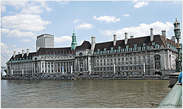 County Hall, London