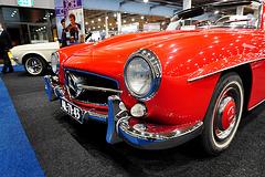 Interclassic & Topmobiel 2011 – 1962 Mercedes-Benz 190 SL