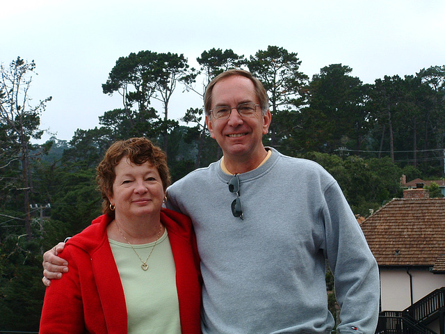 Carmel weekend, 2004