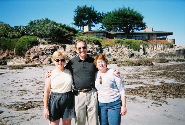 Carmel weekend, 2004