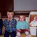 Colin, Anneka, Gabriel, Rylan, 1987