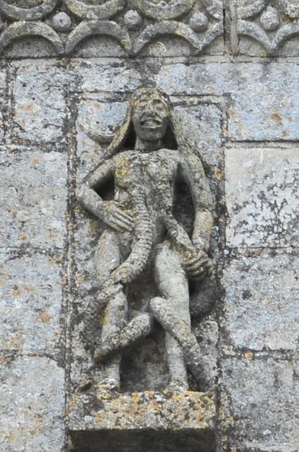 Abbatiale de St-Jouin-de-Marnes