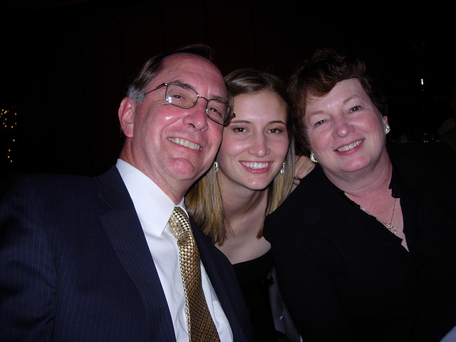 Rick, Rachel and Mary: 2006 - Rosie and Nolan Cooper's Wedding