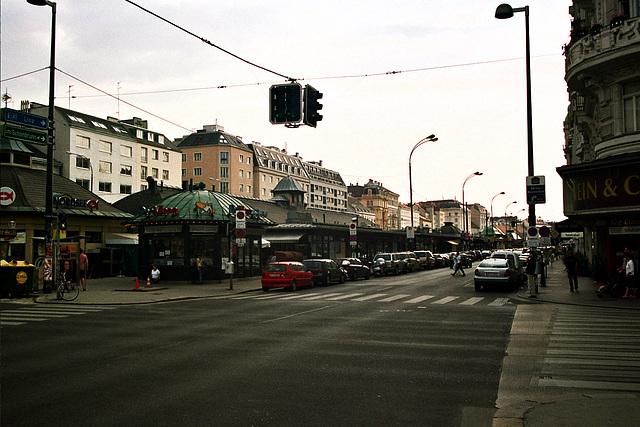 Wienzeile in Vienna