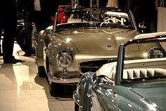 Interclassics & Topmobiel 2011 – Mercedes-Benz 190SL