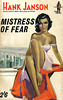 Hank Janson - Mistress of Fear