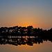 Hatchet Pond Sunset