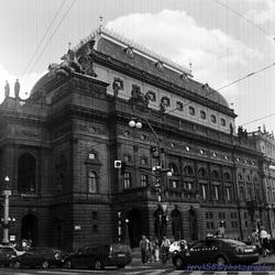 Národní divadlo - National Theatre