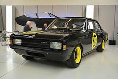 Techno Classica 2013 – 1968 Opel Rekord C «Schwarze Witwe»