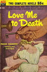 Frank Diamond - Love Me to Death