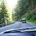 Going down the Jaufen Pass