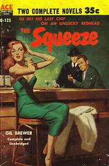 Gil Brewer - The Squeeze