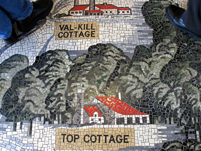 Visitors' Center Mosaic