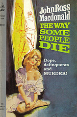 John Ross MacDonald - The Way Some People Die