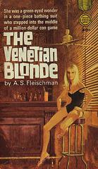 A.S. Fleischman - The Venetian Blonde