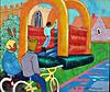 Oakham Mural 1 of 4