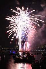 Boston Fireworks 1