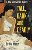 Harold Q. Masur - Tall, Dark and Deadly