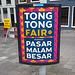 Tong Tong Fair formerly known as Pasar Malam Besar
