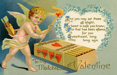 To My Matchless Valentine