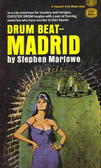 Stephen Marlowe: Drum Beat - Madrid