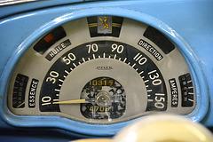 Techno Classica 2013 – 1953 Peugeot 203