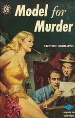 Stephen Marlowe - Model for Murder