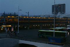 Leiden Station Square