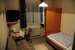 My hotel room in Gasthof zur Post