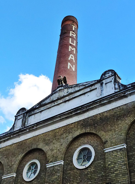 truman's brewery, brick lane, london