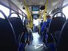 Inside the Arriva bus