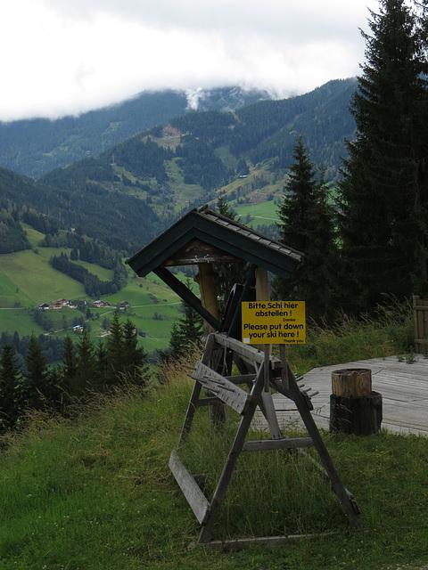 Schi-Ständer