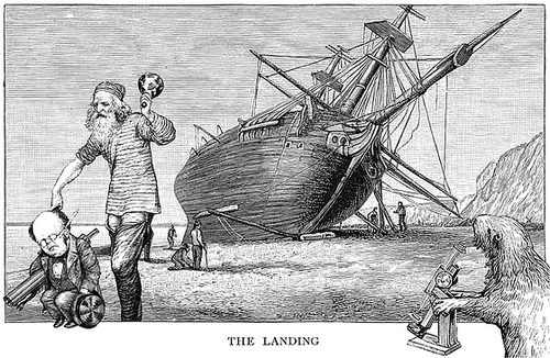 Beagle Landing