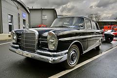 Techno Classica 2013 – 1965 Mercedes-Benz 300 SEL