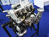Techno Classica 2013 – Mercedes-Benz OM 616.918 engine
