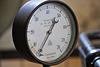 Vacuum gauge of Dr. M. de Wit of Hengelo