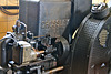 """Auxiliary Crossley engine in the old pumping station """"De Antagonist"""""""