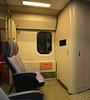 Interior of a Dutch train