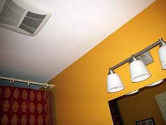New Fan & Light