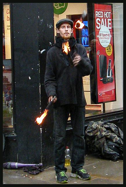 red hot juggler