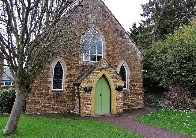 baptist chapel, kings sutton, northants.
