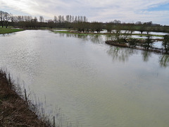 flooding, king's sutton, northants