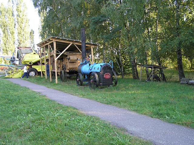 Locomobile in Perejaslaw-Chmelnyzkyj Museum