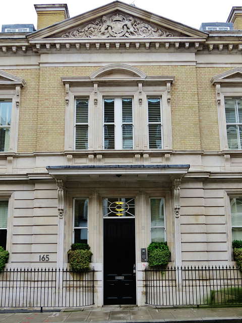 court house, 165 seymour place, london