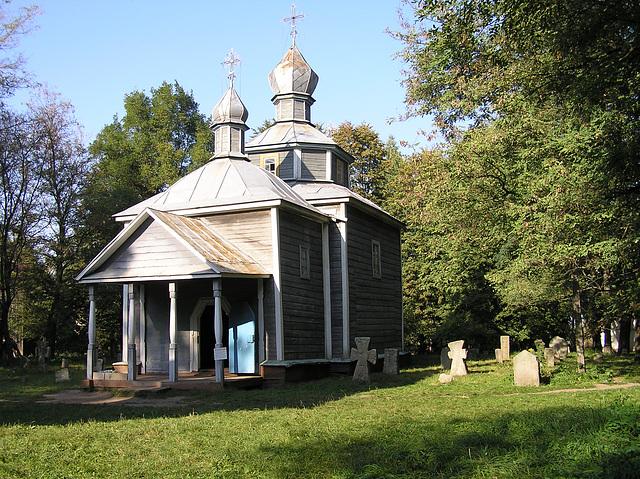 Kirche in Perejaslaw-Chmelnyzkyj Museum
